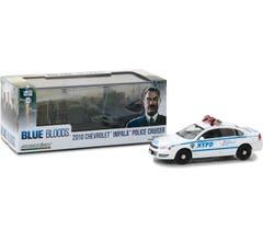 "GreenLight #86509 NYPD 2010 Chevrolet Impala ""Blue Bloods"" 1/43"