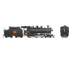 Rapido #603506 CNR H-6-g Locomotive w/DCC/Sound - Canadian National #1384