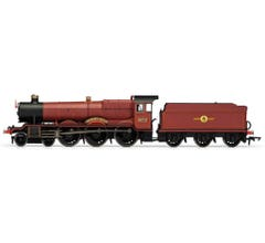 Hornby #R3804 Hogwarts Castle Class Locomotive