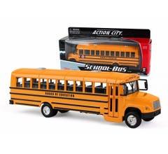Daron #RT38337 Action City School Bus 1/53