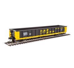 Walthers #910-6255 53' Railgon Gondola - Seaboard System - Patch #481718