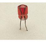 LGB #68514 Plug-In Bulbs, Red, 24 Volt - 10 Pack
