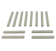 Walthers #949-4178 Parking Lot Concrete Bumpers pkg(12)