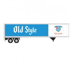 Atlas #50005613 45' PINES TRAILER OLD STYLE
