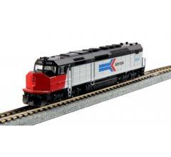 Kato #176-9206 EMD SDP40F Type I, Amtrak Phase I Paint #508