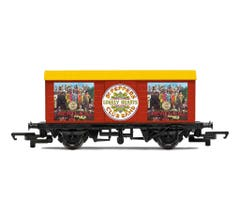 Hornby #R60008 Beatles Sgt. Pepper's Lonely Hearts Club Band' Wagon