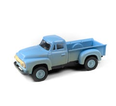 Classic Metal Works #30592 1954 Ford Pickup (Glacier Blue) (Dirty/Weathered)