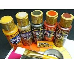 "Chooch #511 Acrylics ""WEATHERING FIRST COATS"""
