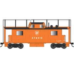 Bowser #42515 PRR N8 Caboose - Pennsylvania w/Antenna