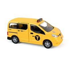 Daron #RT8965 NYC Nissan Taxi 1/43