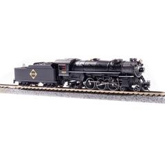 Broadway Limited #6220 USRA Heavy Pacific 4-6-2 Erie #2919 Paragon3 Sound/DC/DCC