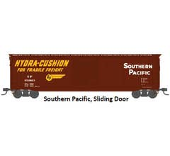 Rivarossi #HR6467A 50' Sliding-Door Boxcar with Roofwalk - Southern Pacific #651633