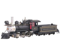 Bachmann #29303 PRR 2-6-0 Steam Locomotive w/DCC and Sound Ready