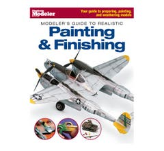 Kalmbach #12257 Modelers Guide to Realistic Painting & Finishing