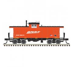Atlas #50005601 Extended Vision Caboose - BNSF #888318