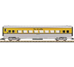 LGB #36573 Denver & Rio Grande Passenger Car
