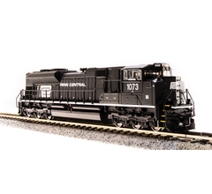 Broadway Limited #3465 EMD SD70ACe NS #1073 Penn Central Heritage livery Paragon3 Sound/DC/DCC N Scale