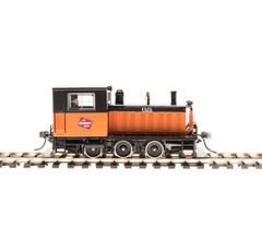 Broadway Limited #6073 Plymouth Switcher DC/DCC - Milwaukee Road