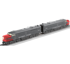 LAST ONE REFURBISHED BAD BOX Lionel #6-82220 Southern Pacific LEGACY Alco PA Diesel AA #6008 & #6015
