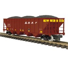 MTH 70-75077 4-Bay Hopper Car - BNSF