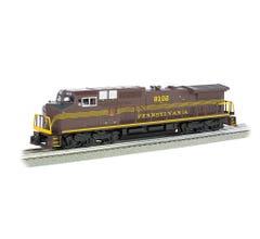 Williams #20433 NS Heritage Series GE Dash 9 Scale Diesel w/Sound - Pennsylvania Railroad #8102