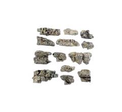Woodland Scenics #C1139 Outcropping Ready Rocks