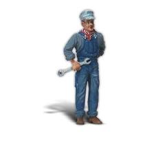 Woodland Scenics A2526 Mechanic w/Wrench