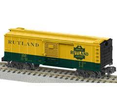 American Flyer #2019101 Rutland #385 Boxcar