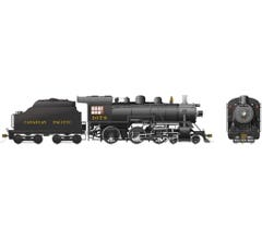 Rapido #602507 CPR D10k Locomotive w/DCC/Sound - Canadian Pacific #1078
