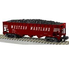 American Flyer #2019143 Western Maryland #70582 Hopper
