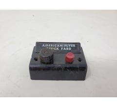 American Flyer #AFTBSY Stock Yard Button