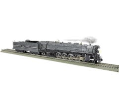 Lionel #2131550 Legacy 4-8-2 Mohawk - New York Central #2727 (gray)