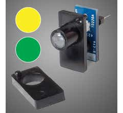 Walthers #942-151 Two Color LED Fascia Indicator Yellow/Green