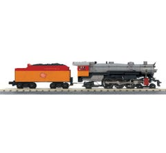 MTH 30-1826-1 Milwaukee Road 4-6-2 Imperial Pacific Steam Engine w/Proto-Sound 3.0