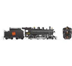 Rapido #603508 CNR H-6-g Locomotive w/DCC/Sound - Canadian National #1392