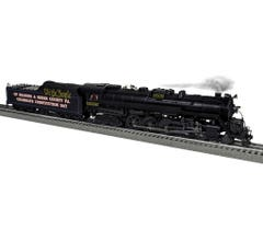 """Lionel #2031300 T1 Legacy Locomotive - Reading Blue Mountain & Northern """"We the People"""" #2102"""