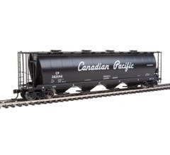 Walthers 910-7813 59' Cylindrical Hopper - Canadian Pacific #382598