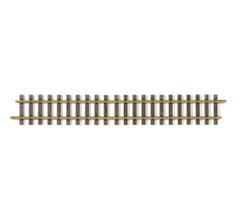 PIKO 35208 G-G600 Straight Track, 600mm (23.62in) (1 Piece)