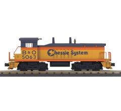 MTH #30-20562-1 NW2 Locomotive w/Sound - Chessie