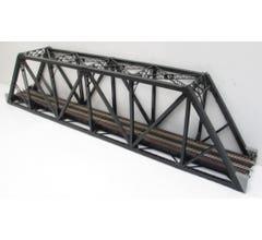 Atlas #6920 3 Rail Single Track Pratt Truss Bridge Kit