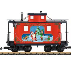LGB #45652 Christmas Caboose