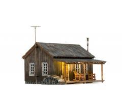 Woodland Scenics BR4955 Rustic Cabin