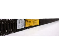Micro Engineering #10-104 (6 Pieces) Code 83 Non Weathered Flex Track