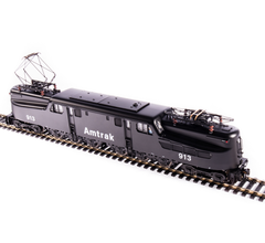 Broadway Limited #6375 Amtrak GG1 Electric #917 Black w/ White Lettering Paragon3 Sound/DC/DCC