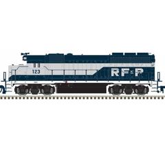 Atlas #40004174 GP-40 RF&P #123