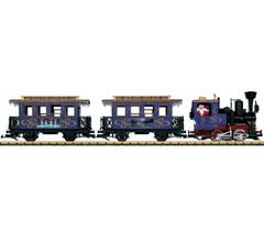 LGB #72305 Christmas Train Starter Set 120V