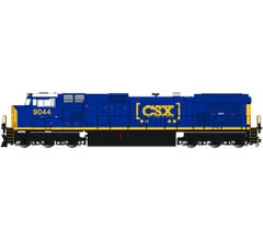 Bachmann #90906 CSX #9044 Dash 9 Diesel