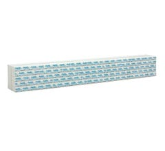 Walthers #949-3150 Wrapped Lumber Load for 72' Centerbeam Flatcar - Apollo Forest Products