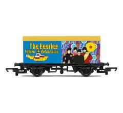 Hornby #R60010 The Beatles 'Yellow Submarine' Wagon