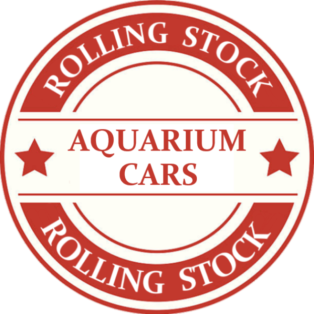 O Scale Aquarium Car Model Trains